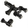 Fixation tube et guidon STS pour GoPro