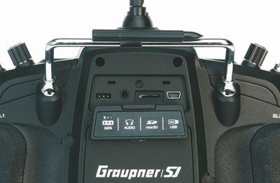 Graupner Mz-24 HoTT, 12 voies + 2 récepteurs