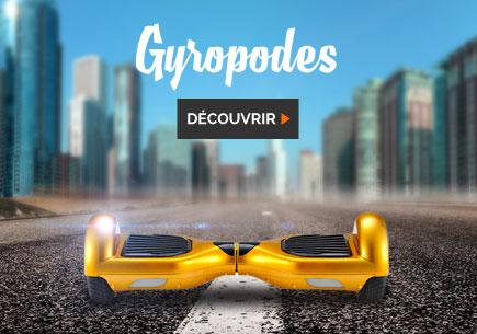 Gyropodes et skates - Noel 2015