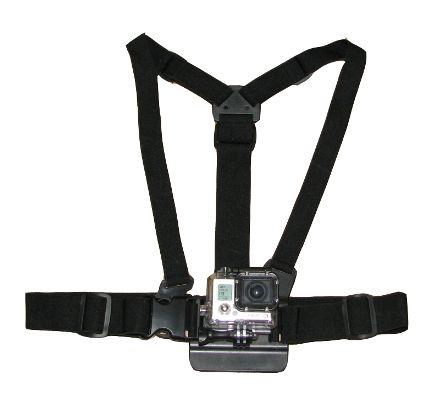 Harnais de fixation STS pour GoPro