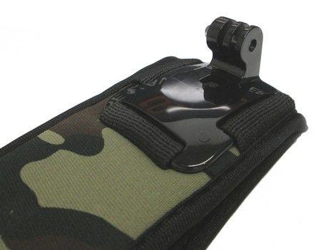 Harnais épaule STS pour GoPro