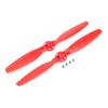 H�lices rouges (1CC et 1CCW) pour Blade 350QX