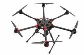 hexacoptere dji s900 a2 a7