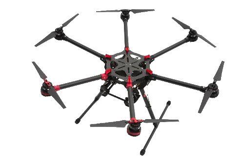 hexacoptere dji s900 wookong m a7