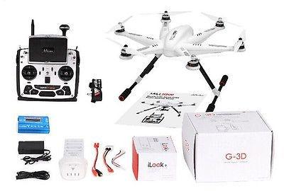 Hexacoptère Walkera Tali H500 RTF et iLook+