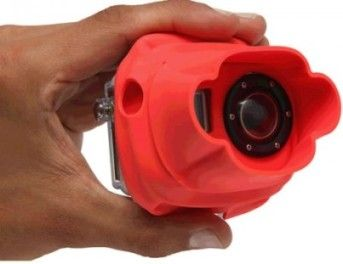 Housse silicone Xsories pour GoPro HD avec LCD Bacpac