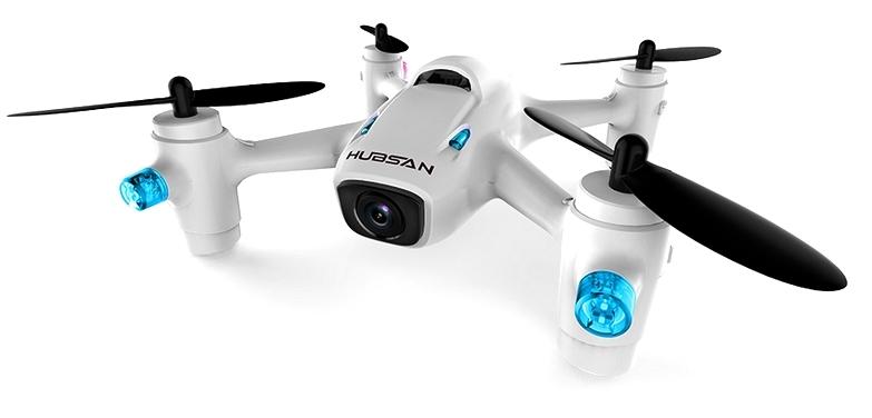 Quadricoptère Hubsan X4 H107C+