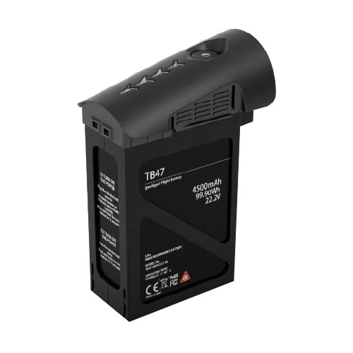 Inspire 1 Pro Black Edition - batterie TB47