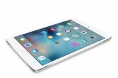 Tablette iPad Mini 2 Ecran Retina 7,9 pouces vue de biais