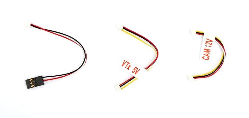 Jeu de câbles TBS Powercube