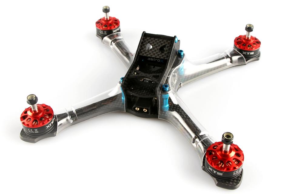 Kit Aerodynamique True X