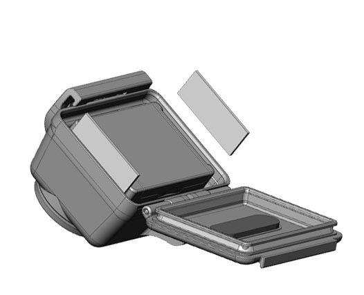 Kit anti-buée pour caméra GoPro