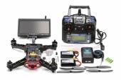 Kit complet EAchine 250 RTF FPV