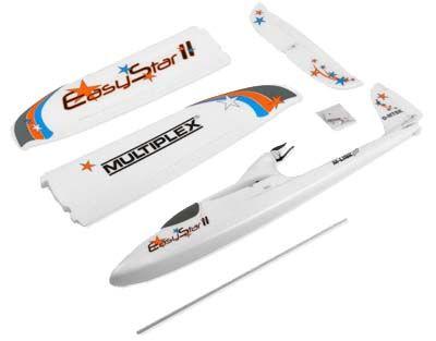 Kit complet Easystar II RTF (prêt à voler)