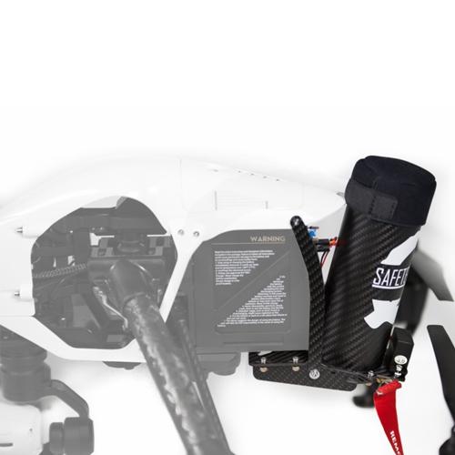 Kit de fixation ST60X Opale pour Inspire 1