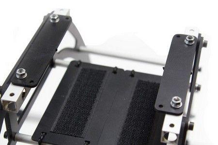 Kit de fixation train Quadframe pour F550