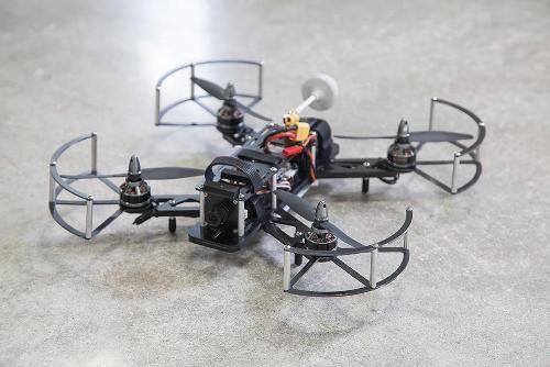 Kit de protection hélices pour QAV250 G10