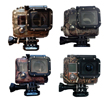 """Kit d�co camouflage \""""CYH\"""" pour caisson GoPro Hero 3"""