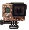 """Kit d�co camouflage """"CYH"""" pour GoPro Hero3+/Hero4"""
