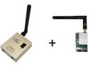 Kit émetteur/récepteur AV 5,8GHz 200mW