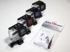 Kit filtres-outils pour caisson GoPro Hero3