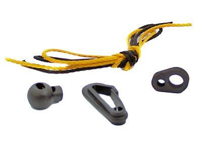 Kit leash de sécurité pour GoPro