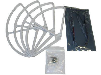 Kit LED et protections hélices pour Phantom 2