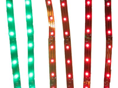 Kit LED pour Hexarotor (4 rouges - 2 verts)