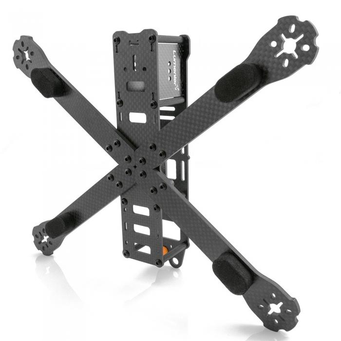Kit drone racer Lumenier QAV-RXL vue de dos