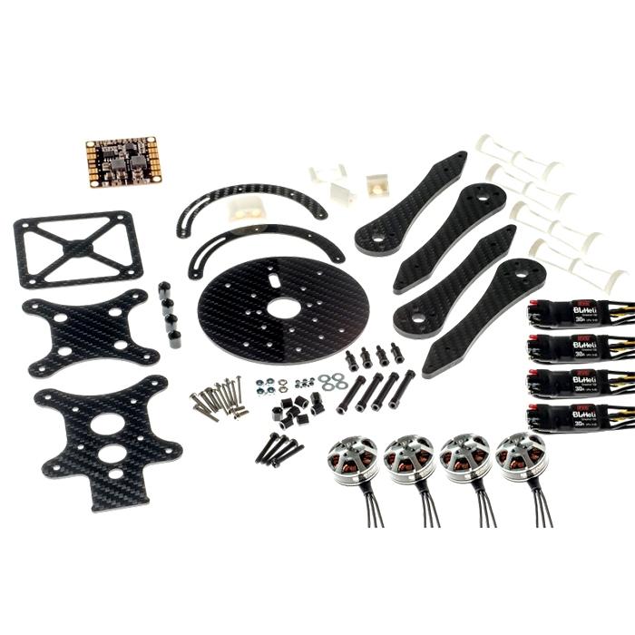 Kit Punish'Air ARF 250 Ensemble des composants