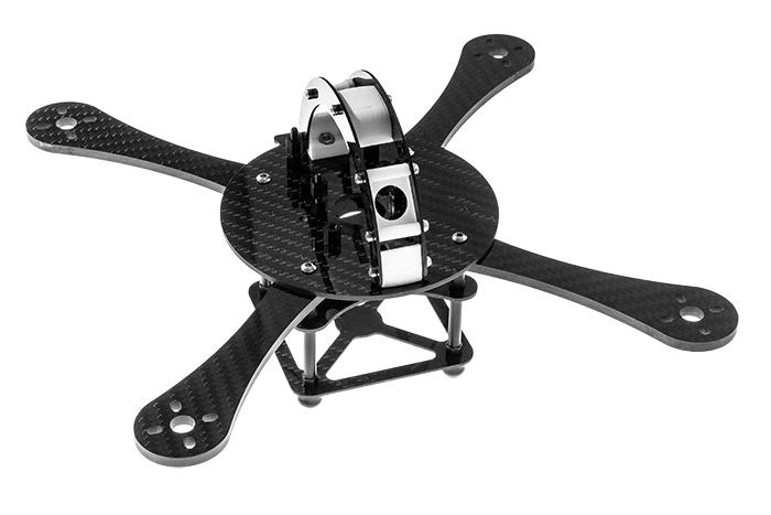 Kit Punish'Air ARF 250 vue de biais