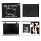 """LCD 7\"""" 5,8GHz diversifié 32 ch BlackPearl + batterie"""