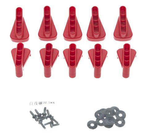 Lot de loquets pour bras DJI S900