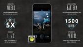 Lampe étanche 1500 lumens contrôlable via smartphone - Lume Cube