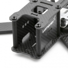Chassis Lumenier QAV-R - détail de la fixation pour la caméra FPV