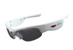 "Lunettes cam�ra Camsports COACH ""White Edition"""