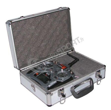 Mallette de rangement pour radiocommandes