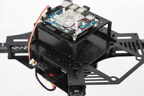 matrice100 dji frame ext bay