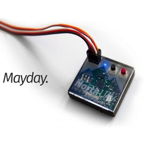 Ce système Mayday, autonome et intelligent ouvrira le parachute lors d\'une chute dangereuse pour votre drone.