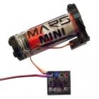 Exemple d\'installation sur un parachute MARS.