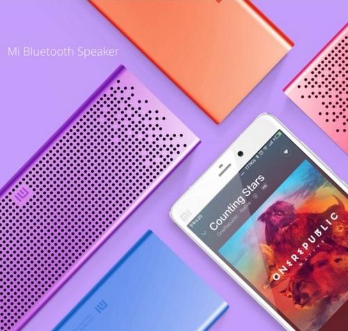 Enceinte Mi Bluetooth - Xiaomi