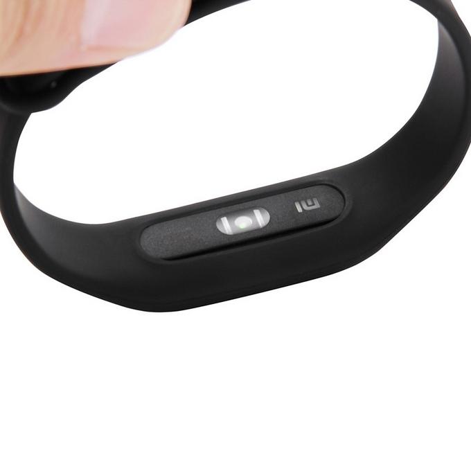 Bracelet connecté MiBand Pulse avec capteur cardiaque - Xiaomi