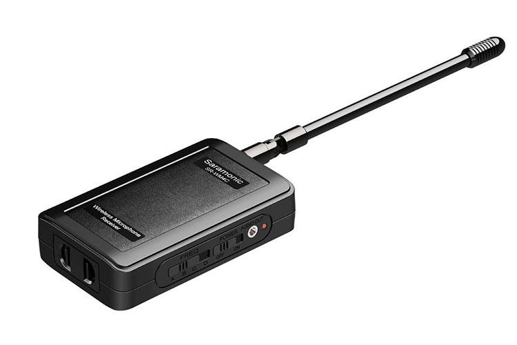 Récepteur sans fil SR-WM4C - Saramonic