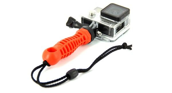 Mini poignée couleur pour GoPro