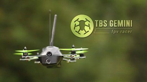 Découvrez le TBS Gemini ARF