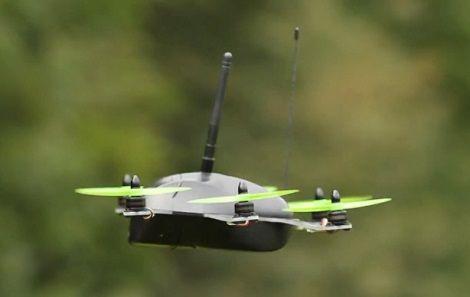 Découvrez le design innovant du Gemini ARF qui lui permet de réaliser des accélérations impressionnantes.