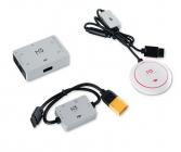 Module de stabilisation DJI N3 avec antenne GPS et module PMU