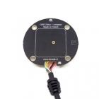 GPS Ublox NEO-M8N et Magnétomètre HMC5983 - vue sans protection
