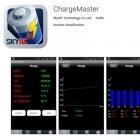 Capture d\'écran de l\'application ChargeMaster SkyRC