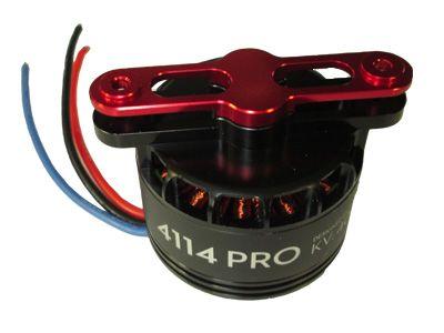Moteur + fixation hélice rouge pour DJI S1000